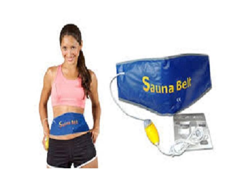 Centura pentru slabit si masaj Sauna Belt - Scandic Store